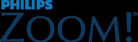 Zoom! Teeth Whitening Logo